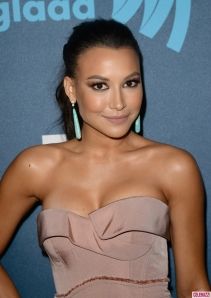 Naya Rivera Red Carpet Interview At The AMA's