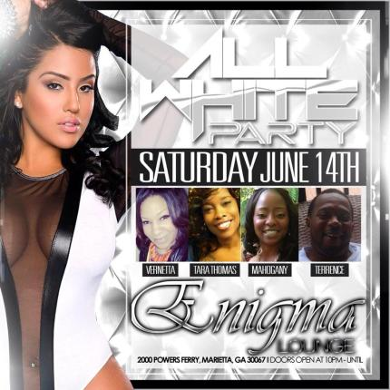 (Atlanta Event Alert) Its An All White Party Going Down This Weekend