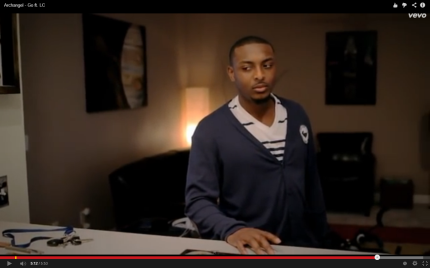 Memphis Rapper Archangel Talks Music With Kareem Williams