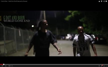 Rappers GDot & Born Talks Music With Kareem Williams