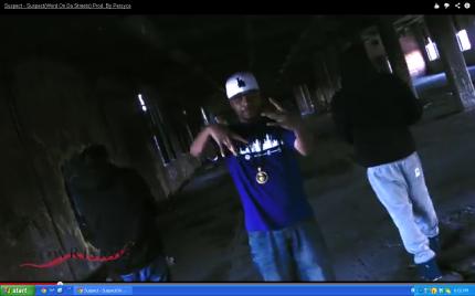 Rapper Suspect Drops Video For Word On Da Streets