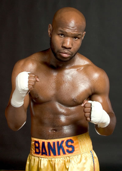 Professional Boxer Johnathon Banks Talks Upcoming Fight