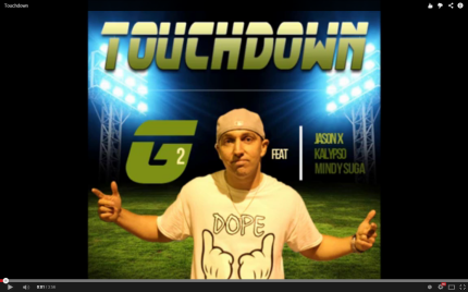 Rapper G2 Releases New Record called Touchdown