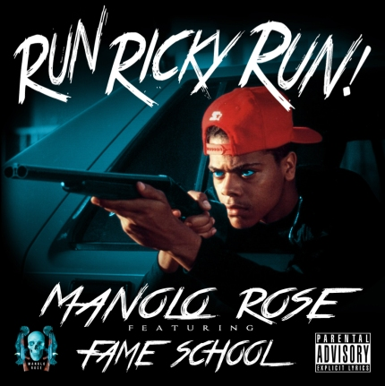 Manolo Rose Spits OnRun Ricky Run featuring Fame School