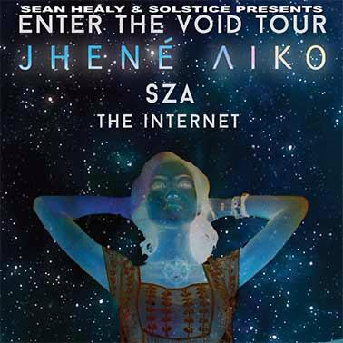 Jhene Aiko Take The Enter The Void Tour To Phx