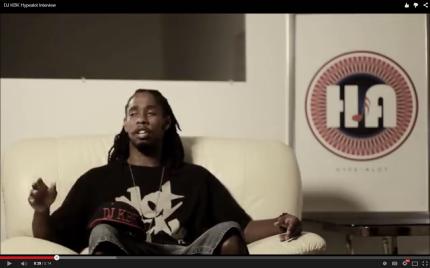 DJ KBK Drops Year Of The Squad Mixtape