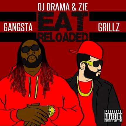 ZIE Releases Crazy Project Called Eat Reloaded Hosted by DJ Drama