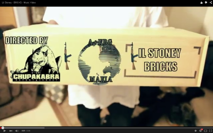 Rapper Lil Stoney Drops A Video For Bricks