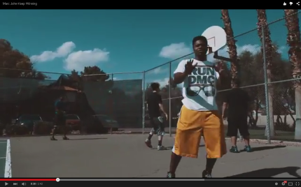Rapper Marc John Drops Hella Dope Video For Keep Winning