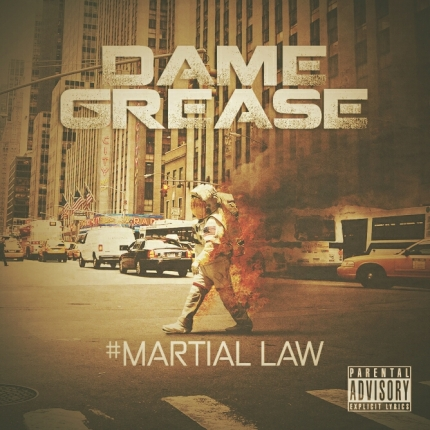 Producer Dame Grease To Release His Third Album on 5/5/15