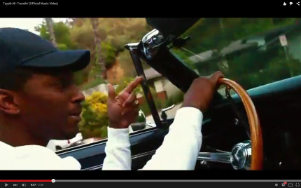 Tayyib Ali Drops New Video For Travelin'