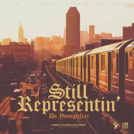 Da YoungFellaz Drops Video For Still Representin'