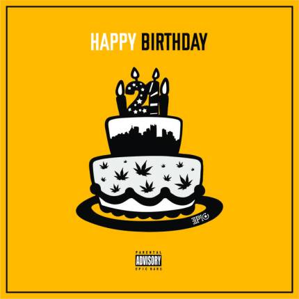 Norman Dean Puts Out New EP Called Happy Birthday