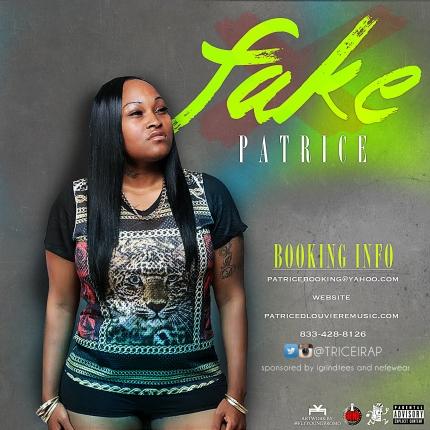 Track: Patrice Louviere - Patrice Fake