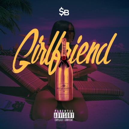 sB Drops - Girlfriend Artwork