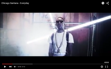 Video: Chicago Santana - Everyday