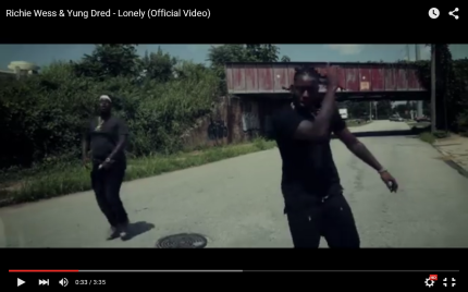 Richie Wess And Yung Dred - Lonely
